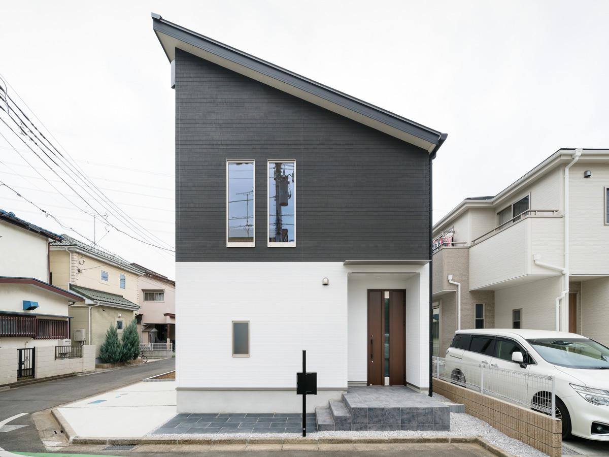 ふじみ野市の住宅