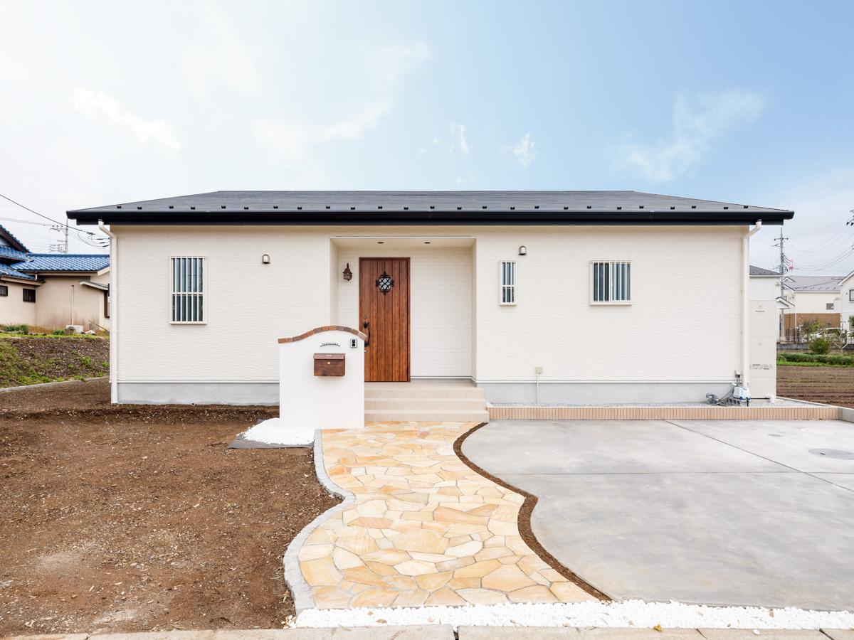 平屋建て住宅